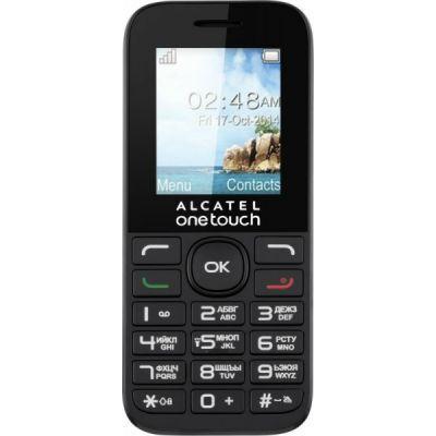 Телефон Alcatel One Touch 1016D WHITE 1016D-3BALRU1