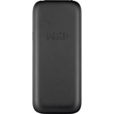 Телефон Alcatel One Touch 1016D Black 1016D-3AALRU1