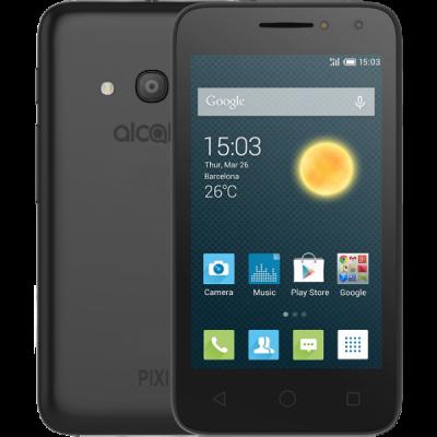 Смартфон Alcatel Pixi 4 4034D Black 4034D-2AALRU1