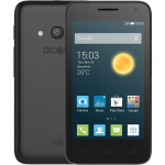 Смартфон Alcatel Pixi 4 4034D Black 4034D-2AALRU1