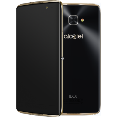Смартфон Alcatel IDOL 4S 6070K Gold 6070K-2BALRU7