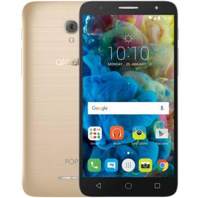 Смартфон Alcatel POP 4 Plus 5056D 16Gb Gold 5056D-2PALRU1