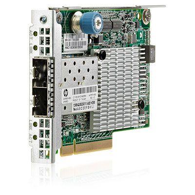 Адаптер HP FlexibleLOM Adapter, 530FLR, 2x10Gb SFP+ for Gen8 647581-B21