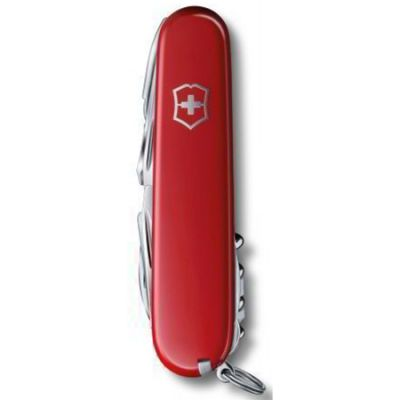 Складной нож Victorinox Tourist, пластик/сталь, красный 0.3603