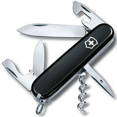Складной нож Victorinox Spartan, черный 1.3603.3