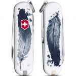 "Складной нож Victorinox Classic LE2016 ""Light as a Feather"" 7 функций (0.6223.L1605)"