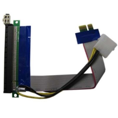 Espada PCI-E X1 to X16, �������, riser card, EPCIEX1-16pw