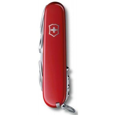 Складной нож Victorinox Camper 91мм 13 функций, красный 1.3613