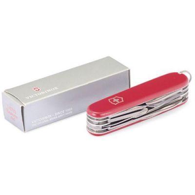 Складной нож Victorinox Explorer 91мм 16 функций, красный 1.6703