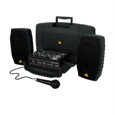 Behringer портативная система звукоусиления EUROPORT PPA200