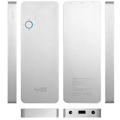 ����������� TopON ������������� ������� ���������� ������� ��� MacBook Air/Pro 3.7V 12000��� (44.4Wh) TOP-MAC