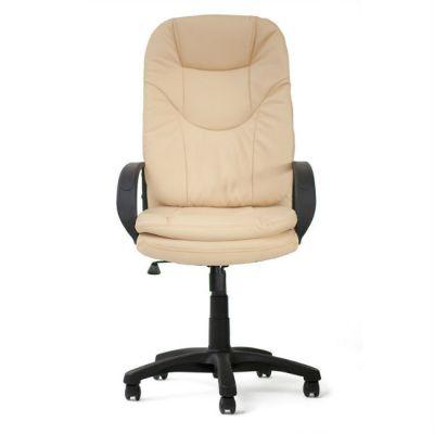 Офисное кресло Тетчер COMFORT ST кож/зам, бежевый