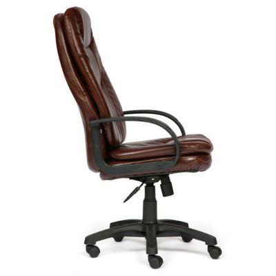 Офисное кресло Тетчер COMFORT ST кож/зам, Коричневый