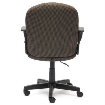 Офисное кресло Тетчер BAGGI ткань, (коричневый/бежевый)