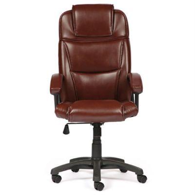 Офисное кресло Тетчер BERGAMO кож/зам, (коричневый 2 TONE)