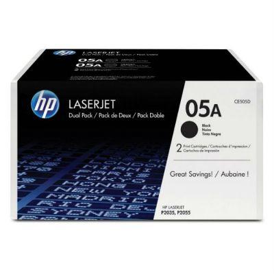 Расходный материал HP CE505D 05A