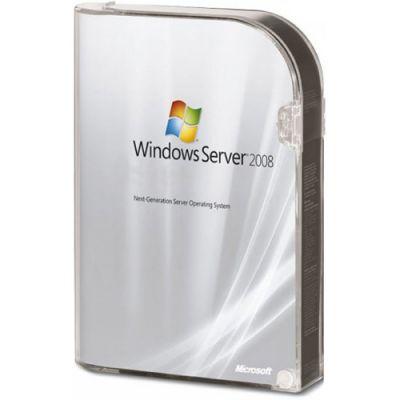 Программное обеспечение HP MS W2008 1USR CAL E,F,I,DE,S Lic 508188-B21