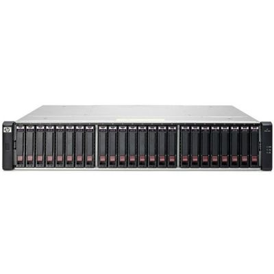 Сервер HP MSA 2040 SAS DC SFF Modular Smart Array System C8S55A