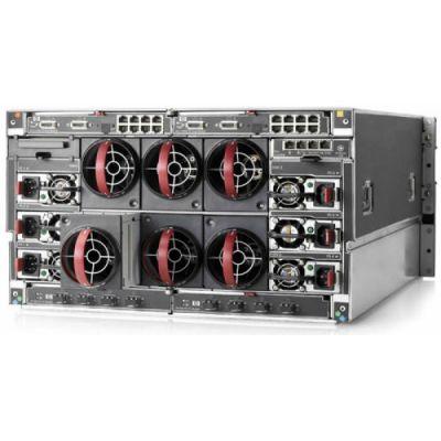 HP Шасси для установки блэйд серверов c3000 Sin-Phase 6U Platinum Enclosure 696909-B21