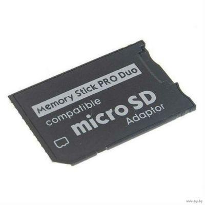 Переходник Espada MicroSD в Memory Stick PRO Duo
