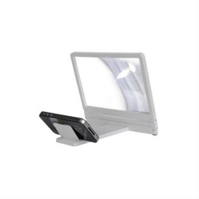 Espada Экран для смартфона с функцией 3-х кратного увеличения Enlarged screen mobile phone белый
