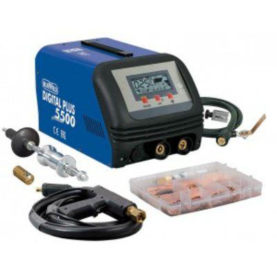 Аппарат BlueWeld точечной сварки DIGITAL PLUS 5500 + набор акссес. 823323