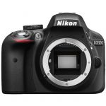 "���������� ����������� Nikon D3300 Body Black <24,7Mp, 3"" LCD> VBA390AE"