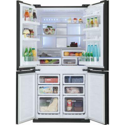 Холодильник Sharp SJFS97VBK