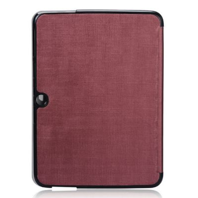 "Чехол Gissar Metallic 01391 для планшета Samsung Galaxy Tab3 10.1"" Красный 0231645"