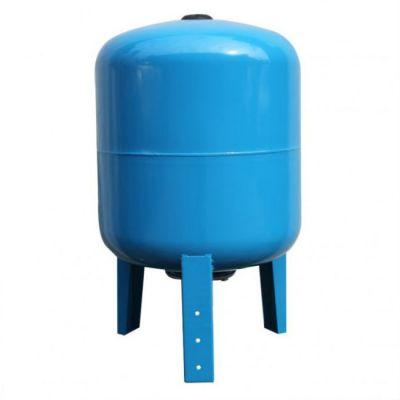 Aquario Гидроаккумулятор 100 литров вертикальный с манометром 6101aq