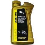 MOST OIL Масло 2-х тактное 1.0л полусинтетическое API TC 1501002002