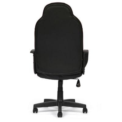 Офисное кресло Тетчер NEO1 кож/зам, черный/синий
