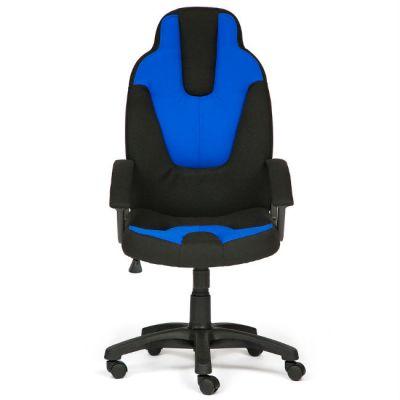 Офисное кресло Тетчер NEO3 ткань, черный/синий