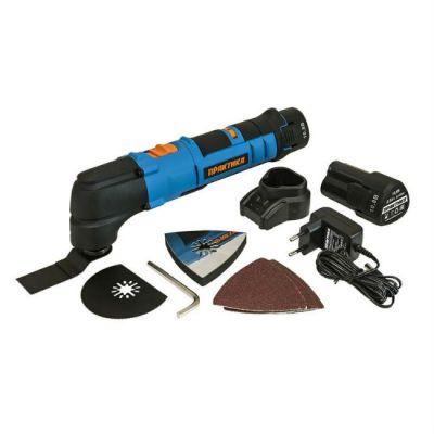 Практика Многофункциональный инструмент аккумуляторный МФИ-10Ф2 242-373