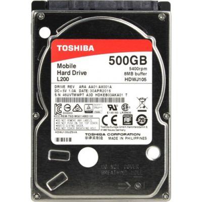 "������� ���� Toshiba L200 2.5"" HDWJ105EZSTA"