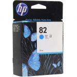 ��������� �������� HP 82 28-ml Cyan Ink Cartridge CH566A
