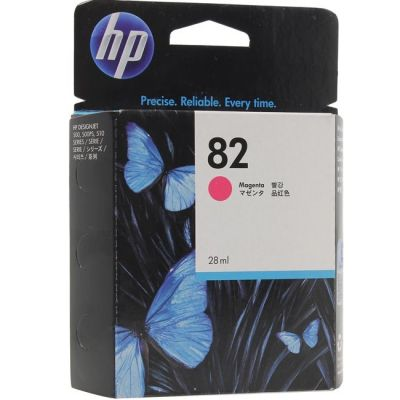 Картридж HP 82 Magenta/Пурпурный (CH567A)