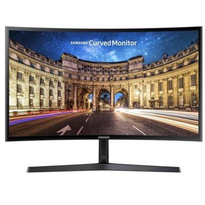 Монитор Samsung С24F396FHI Glossy-Black LC24F396FHIXCI