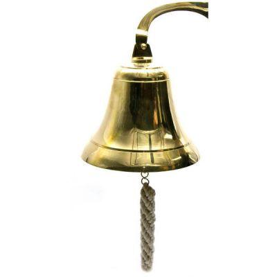 Тетчер Колокол рында (без надписей) 98011, цвет золото