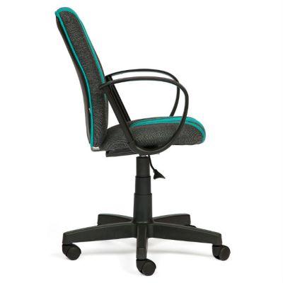 Офисное кресло Тетчер SPECTRUM ткань, серо-голубой