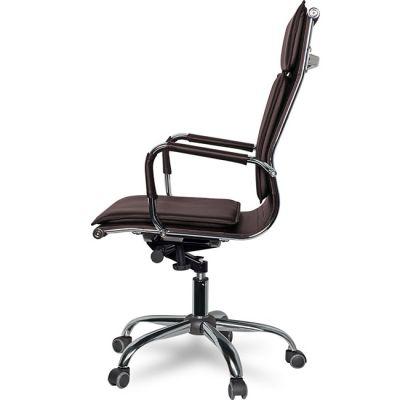 Офисное кресло Staten руководителя COLLEGE XH-635 коричневое