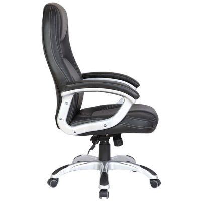 Офисное кресло Staten руководителя COLLEGE XH-869 черное