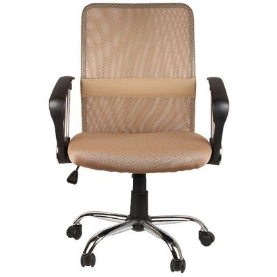 Офисное кресло Staten COLLEGE H-8078F-5 бежевое