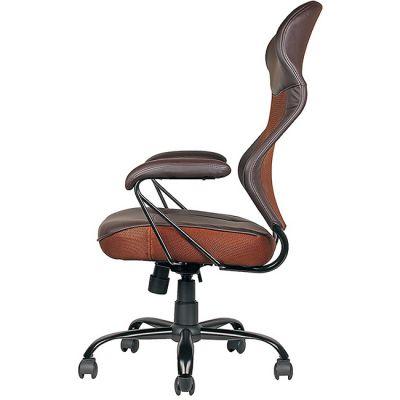 Офисное кресло Staten руководителя COLLEGE HLC-0370 шоколад