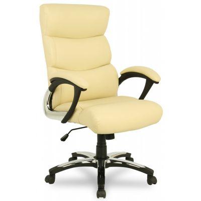 Офисное кресло Staten руководителя COLLEGE H-8846L-1 бежевое (374955)