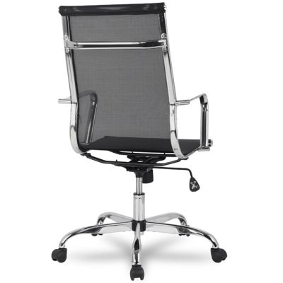 Офисное кресло Staten COLLEGE H-966F-1 черное