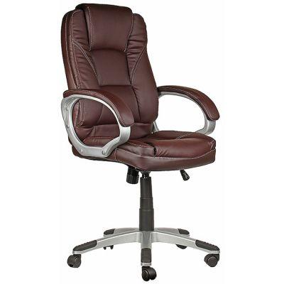 Офисное кресло Staten руководителя COLLEGE BX-3177 коричневое (298585)