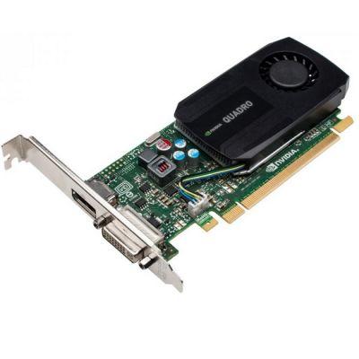 Видеокарта HP NVIDIA Quadro K420, 2GB, 1xDual link DVI-I, 1хDisplayPort PCI-E x16 N1T07AA