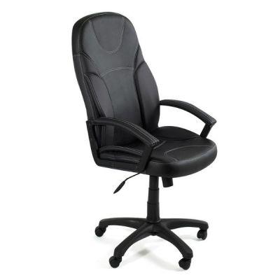 Офисное кресло Тетчер TWISTER кож/зам, черный, 36-6