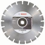 Диск Bosch алмазный 350_25.4мм Standard for Asphalt по асфальту 2608603831
